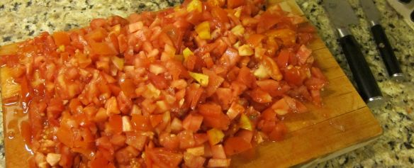 Chopped Tomatoes | PK Way