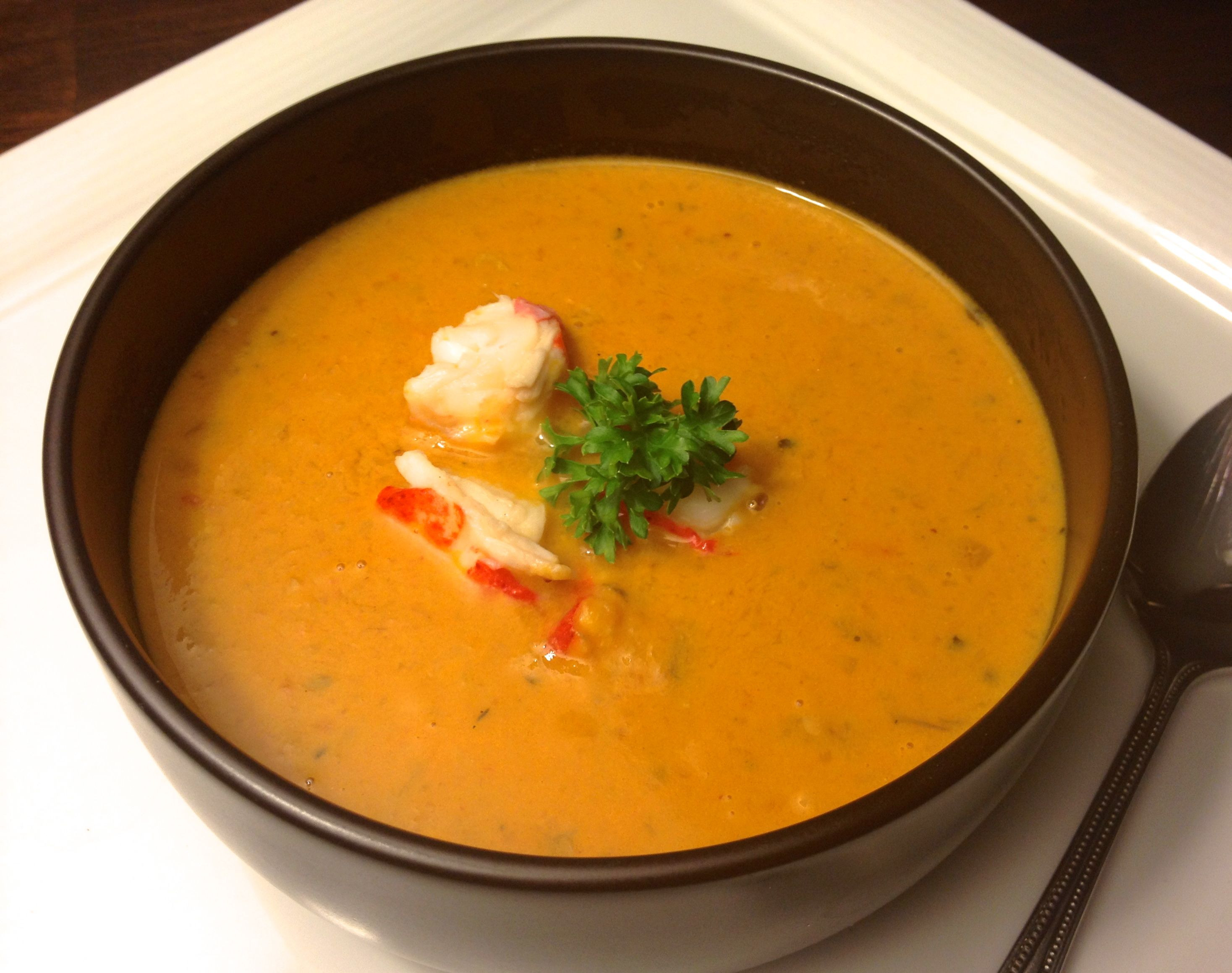 Making Lobster Bisque: Meeting the Meat Not Required | The Nutrition Doctor is In the Kitchen