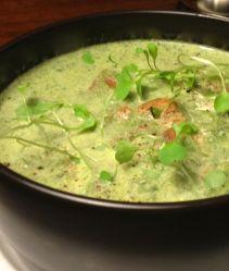 Broccoli Soup | #pkway