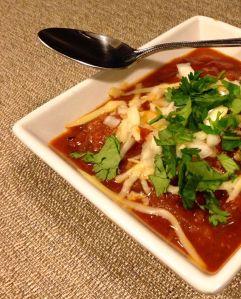 Vegetarian Chili | PK Way