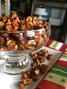 Candied Pistachios | The Taste