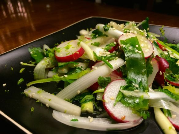 Radish Salad PK Way | The Taste