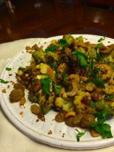 Savory Cauliflower the PK Way