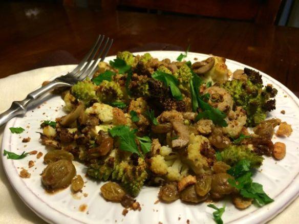 Sicilian Cauliflower | PK Way
