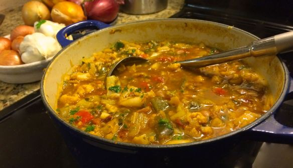Mexican Vegetable Soup | PK Way