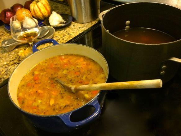 Sweet Potato Soup | PKWay