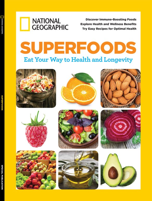 Superfoods PK Newby